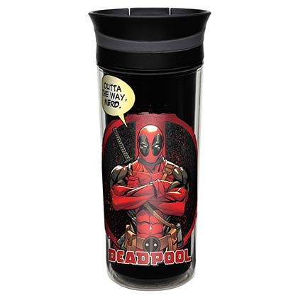 DEADPOOL Insulated Travel Mug