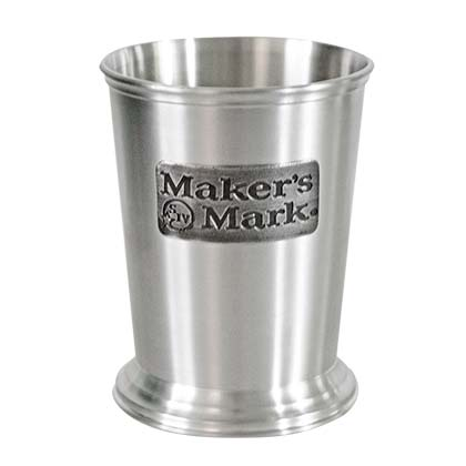 MAKER'S MARK Genuine Pewter Julep Cup