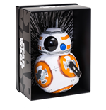 Star Wars Episode VII Black Line Plush Figure BB-8 25 cm
