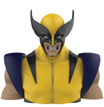 Marvel Comics Coin Bank Wolverine 20 cm