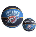 Oklahoma City Thunder Basketball Ball 273063