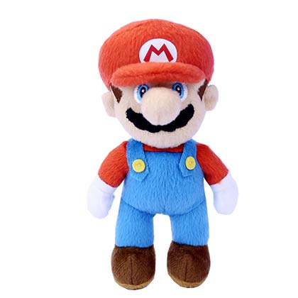 Super MARIO Plush Backpack