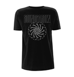 Soundgarden T-shirt Black Blade Motor Finger