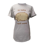 Pusheen T-shirt So Lazy (rolled SLEEVE)
