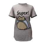 Pusheen T-shirt SUPER! (rolled SLEEVE)