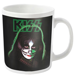 Kiss Mug Peter Criss  (WHITE)