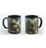 Gears Of War Mug SCENE/LOGO