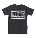 Fall Out Boy T-shirt Us Flag