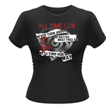 All Time Low T-shirt Find Our Way
