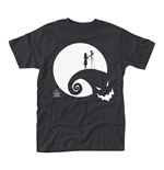 Nightmare Before CHRISTMAS, The T-shirt Moon Oogie Boogie