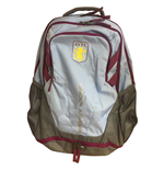 2017-2018 Aston Villa UA Hustle Backpack (Peninsula Blue)