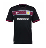 2017-2018 Aston Villa Away Football Shirt