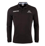 2017-2018 Glasgow Warriors Home LS Cotton Rugby Shirt