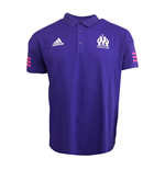 2017-2018 Marseille Adidas EU Polo Shirt (Energy Ink)