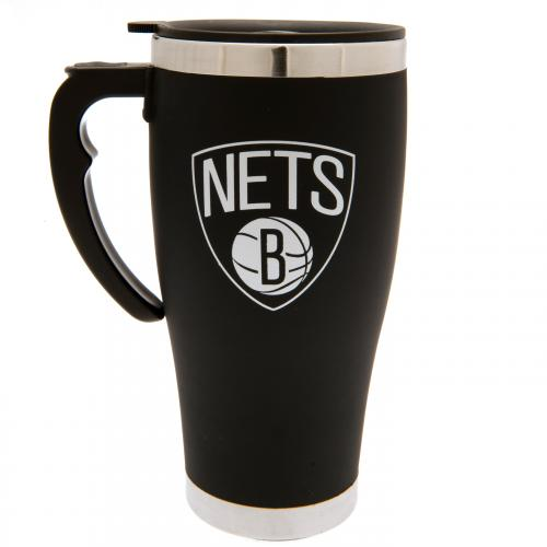 Brooklyn Nets Executive Travel Mug