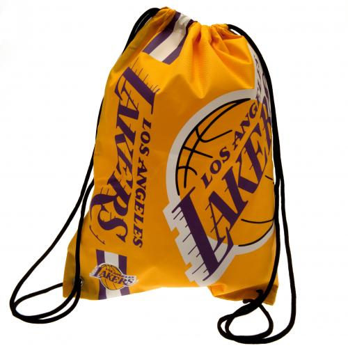 Los Angeles Lakers Gym Bag CL