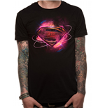 Justice League Movie - Superman Symbol - Unisex T-shirt Black