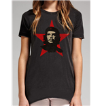 Che Guevara - Red Star - Unisex T-shirt Black