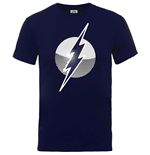 DC Comics Men's Tee: Tee: Flash Spot Logo