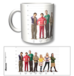 Big Bang Theory Mug  - Full Cast