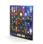 Star Trek Premium Notebook Uniforms & Equipment of Star Trek