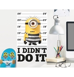 Despicable me - Minions Wall Stickers 274269