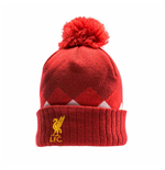 2017-2018 Liverpool Anniversary Fleece Beanie (Red Pepper)
