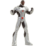 Justice League Bendable Figure Cyborg 20 cm