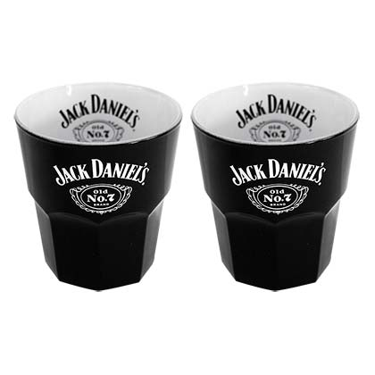 JACK DANIELS Old Fashion Glass Set