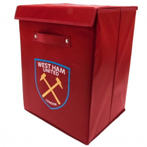 West Ham United F.C. Storage Box