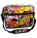 DC Comics Messenger Bag Flash Comic