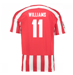 2016-17 Athletic Bilbao Home Shirt (Williams 11)