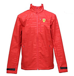 2017 Ferrari Puma Softshell Jacket (Red)