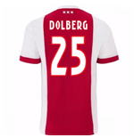 2017-2018 Ajax Home Shirt (Dolberg 25)