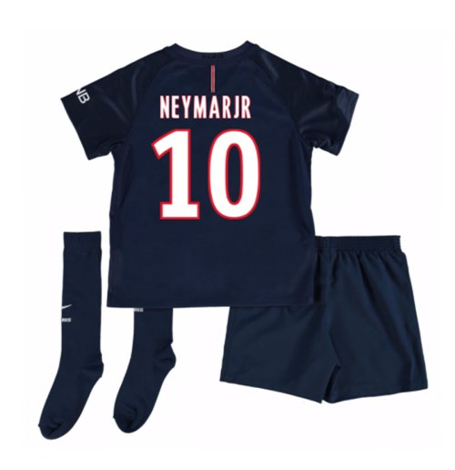 quality design 6b325 7e139 2016-17 PSG Home Mini Kit (Neymar Jr 10)