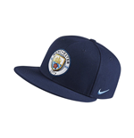 2016-2017 Man City Nike Adjustable Cap (Navy)
