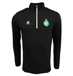 2017-2018 St Etienne Training Sweat (Black)
