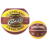Cleveland Cavaliers Basketball Ball