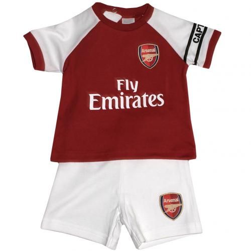 Arsenal F.C. Shirt & Short Set 9/12 mths DR