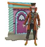 Alice Through the Looking Glass Select Action Figure Red Hatter Previews Exclusive 18 cm