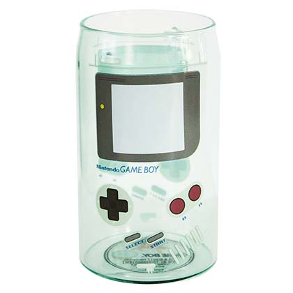 NINTENDO Gameboy Pint Glass