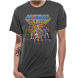 HE-MAN - Man - Masters Of The Universe - Unisex T-shirt Grey
