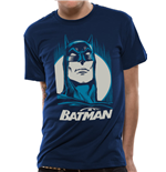 Batman - Batman Simplified - Unisex T-shirt Black