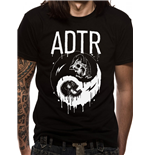 A Day To Remember - Yin Yang - Unisex T-shirt Black
