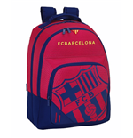 Barcelona FC backpack double Red