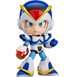 Mega Man X Nendoroid Action Figure Maverick Hunter X Full Armor 10 cm