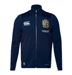 2016-2017 British Irish Lions Rugby Anthem Jacket (Peacot)