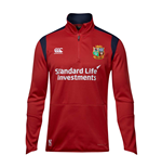 2016-2017 British Irish Lions Rugby Thermoreg Thermal Layer Fleece (Red)