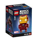 Iron Man Lego and MegaBloks 275861