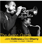 Vynil John Coltrane And Don Cherry - The Avant-Garde